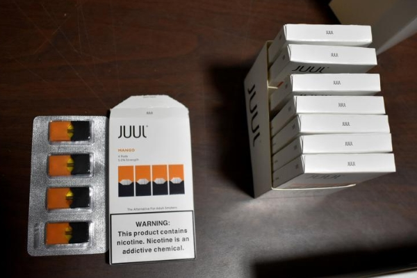 SecuringIndustry com - Customs seize fake Juul products in Philadelphia