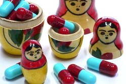 Russian dolls and medicine