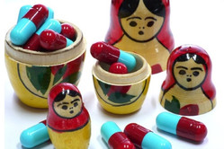 Russian dolls and capsules