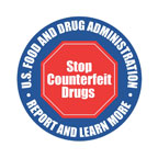 Stop counterfeit drugs