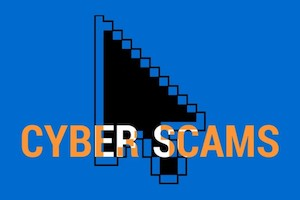 #Cyberscams campaign