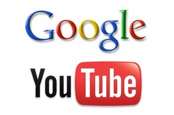 Google and YouTube logos
