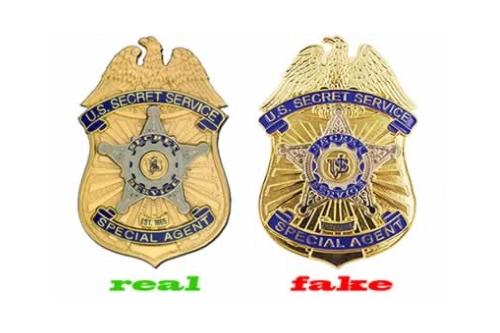 SecuringIndustry com - Fake FBI badges sold on Amazon