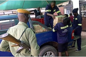OPSON operation in Zambia