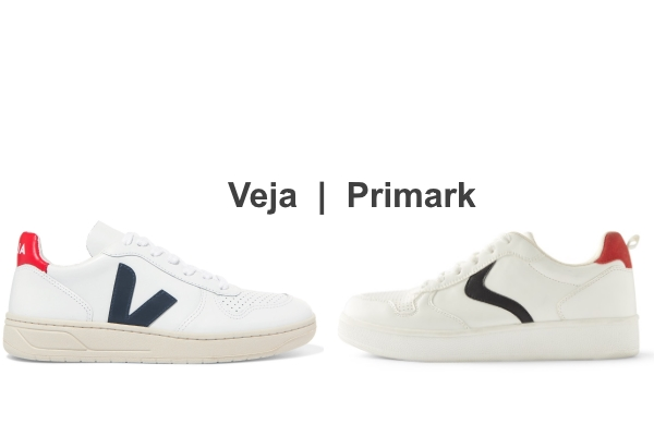 lawsuit over 'fake' Veja trainers